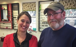 """465ba355bc7 Everyone at Eyes on Litchfield take a personal interest in anyone who walks  in through the door and I highly recommend them for your eyecare needs!"""""""